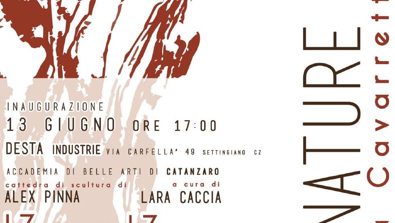 """ARTIUM presenta """"VENATURE""""                                di Sara Cavarretta"""