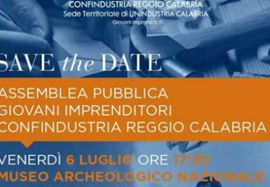 Giovani imprenditori Confindustria Reggio Calabria