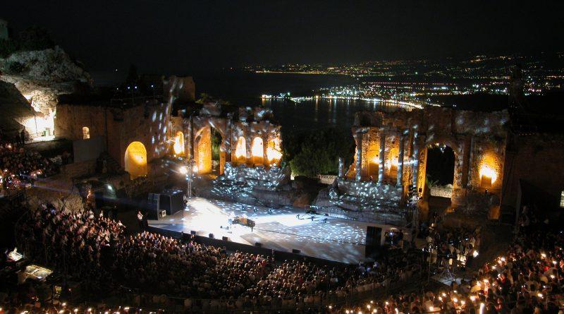 Gianvito Casadonte alla direzione del Taormina Film Festival