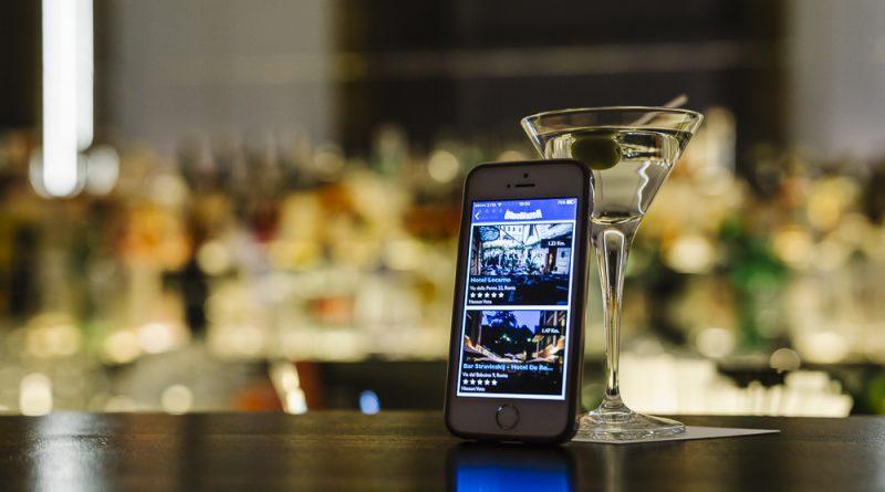 BlueBlazer: una APP per scoprire i migliori cocktail bar d'Italia