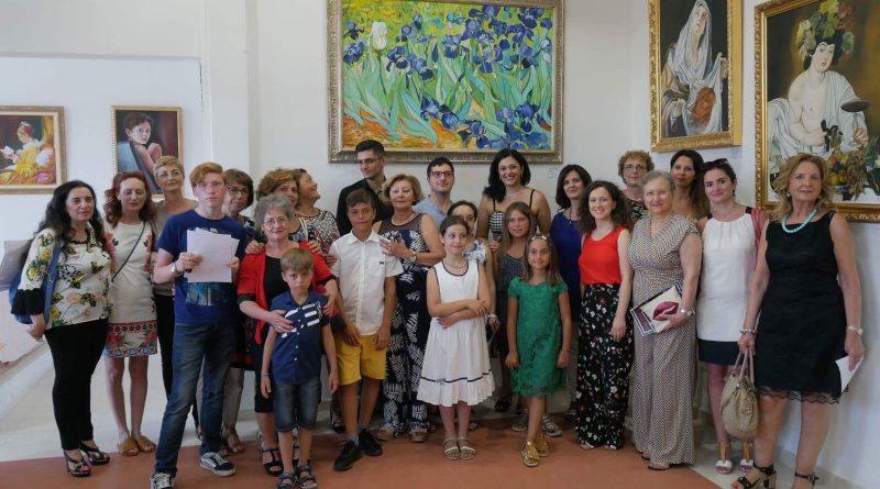"""Inaugurata la quarta Edizione della Collettiva """"Incontri d'Arte"""""""