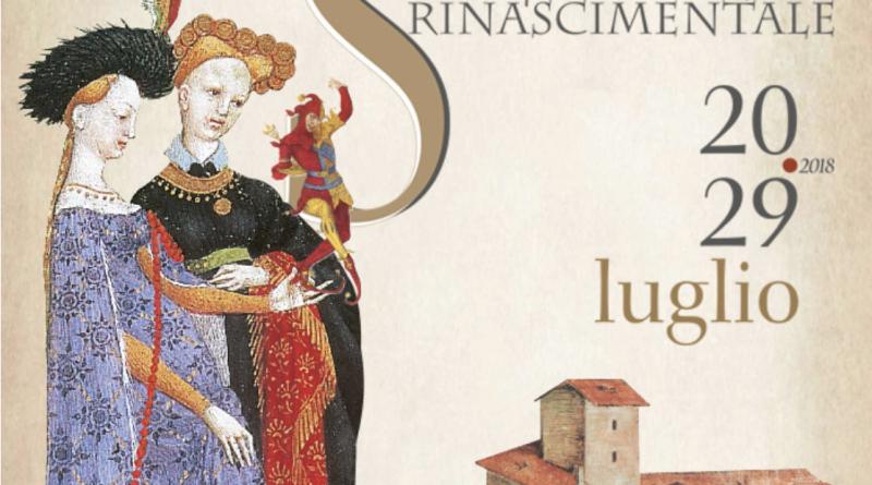 """SOLOMEO FESTA RINASCIMENTALE: """"un sogno di una notte di mezza estate"""""""