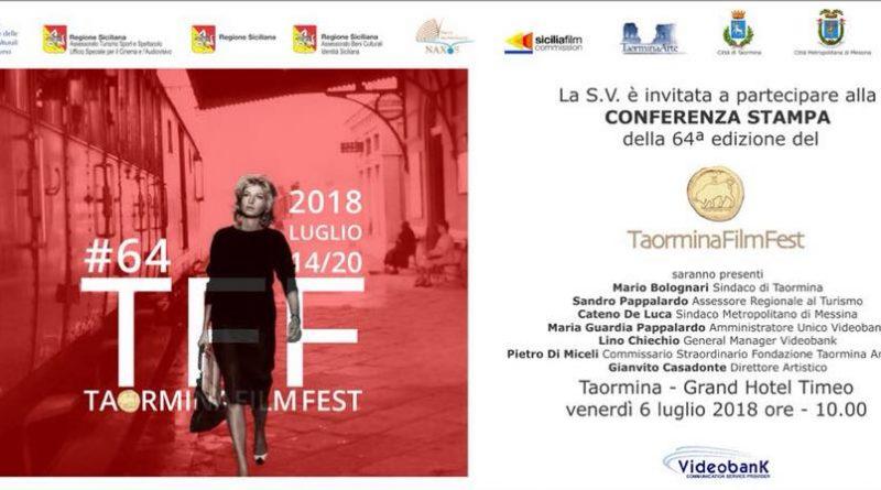 Intervista a Gianvito Casadonte Direttore del Taormina Film Fest