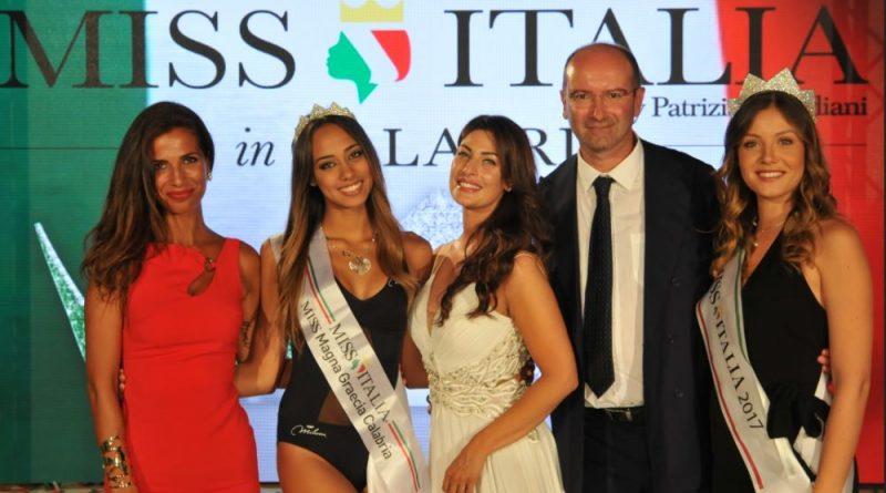 MISS ITALIA 2018 MISS MAGNA GRAECIA CALABRIA 2018 È CHIARA CIPRI