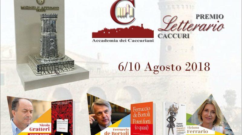 Si è concluso il settimo Premio Letterari Caccuri. Vince Nicola Gratteri