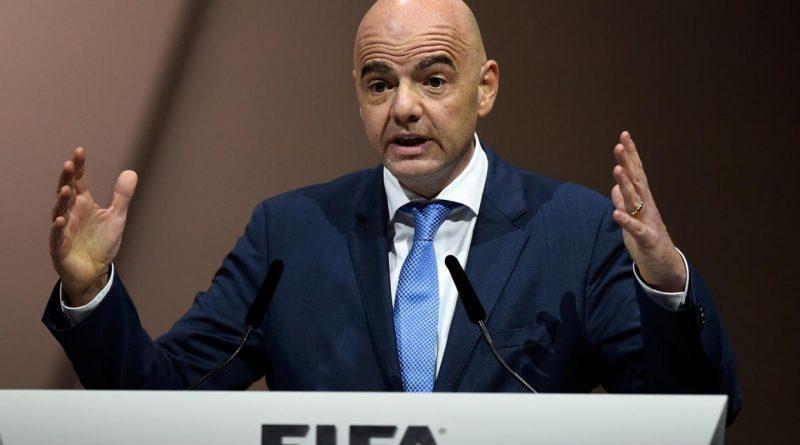 Gianni Infantino, il calabrese che guida il calcio mondiale
