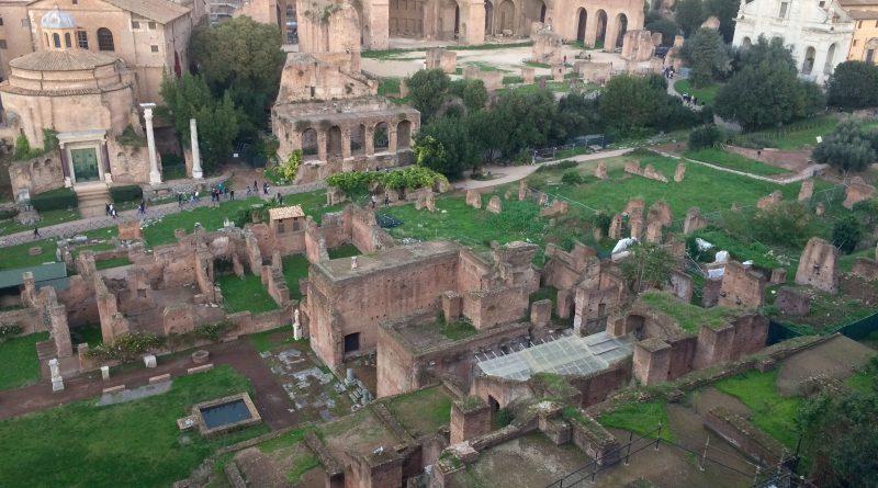 Una passeggiata a Roma