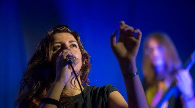 Alice Caracciolo, mediterranean singer
