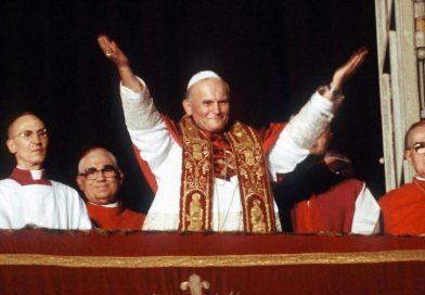 Quarant'anni fa, l'uomo che divenne Giovanni Paolo II