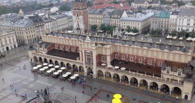 A Cracovia si lascia il cuore