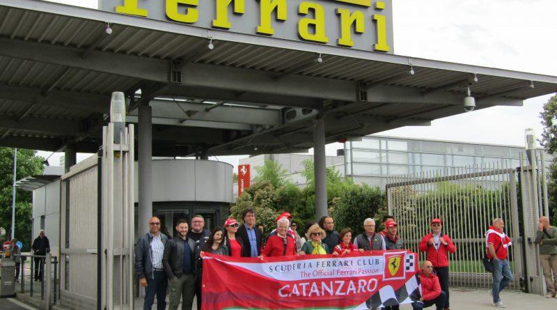 Ferrari, a prancing passion!