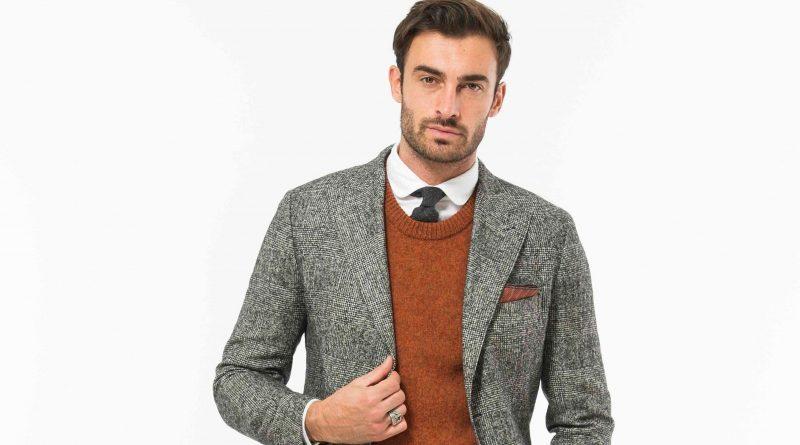 Stile sobrio e tonalità del marrone per  l'Autunno-Inverno 2018-2019 maschile