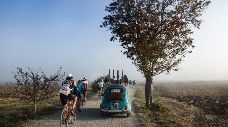 L'Intrepida di Anghiari, cicloturistica d'epoca tra storia e campagne toscane