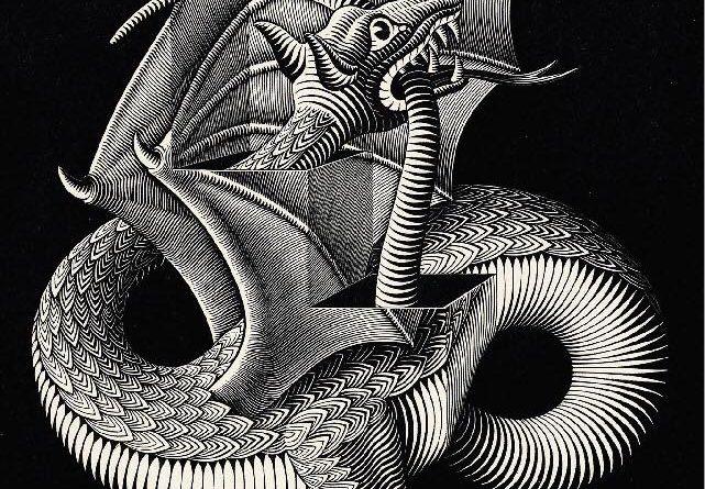 Escher, la Calabria e il mito