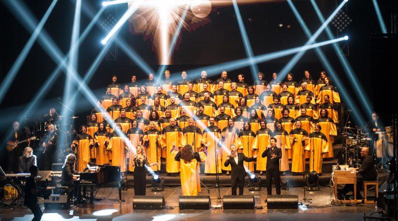 Sunshine Gospel Choir  la musica dell'anima senza frontiere