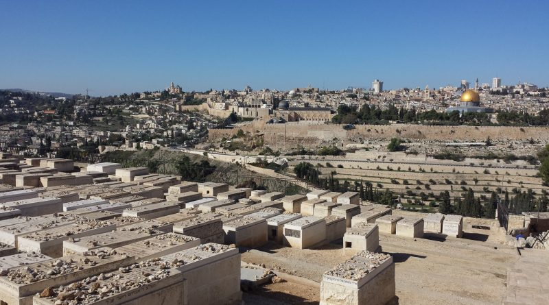 Jerusalem, the heart and the mirror of the world