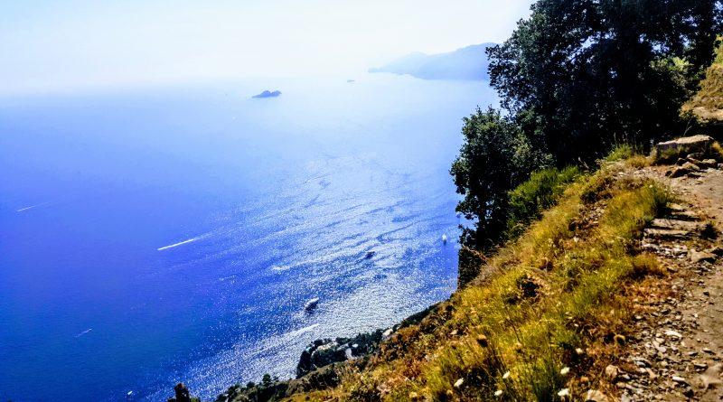 Il sentiero degli Dei, un sublime incanto!