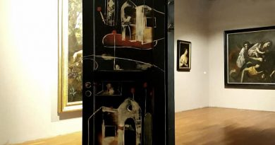 Materia, Arte, Design. Ispirazioni mediterranee.