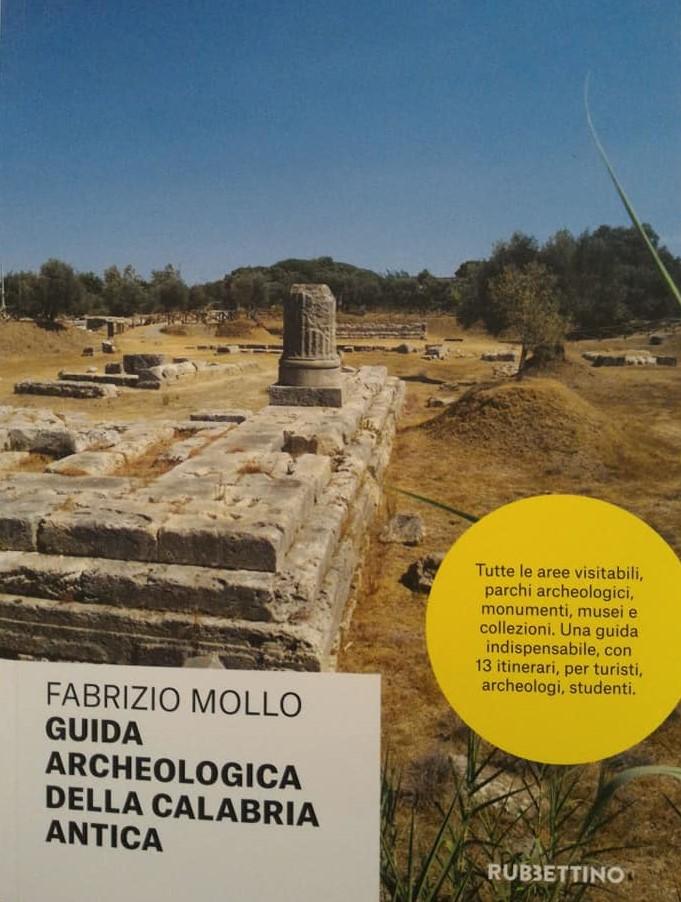 582df90f68 La Guida archeologica della Calabria antica di Fabrizio Mollo ...