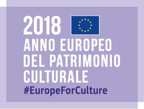 Il 2018 è stato l'anno europeo del Patrimonio Culturale, celebrato in tutto il continente