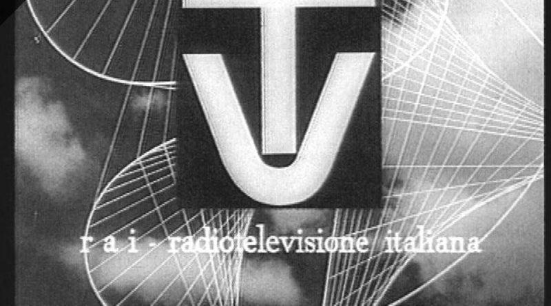 January 3, 1954: Italian television is born