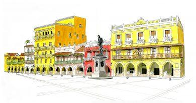 Cartagena de Indias. Un altro mare