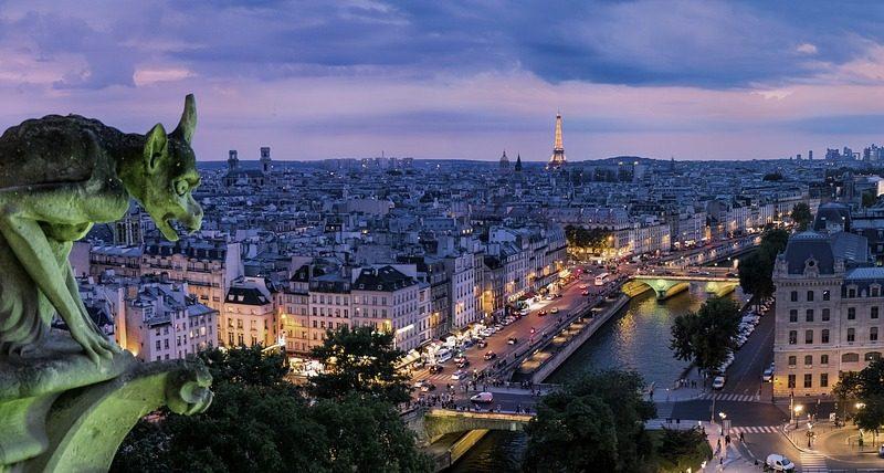 Arte e poesia: una storia di Parigi