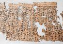 Wadi el-Jarf: i papiri del Mar Rosso, il porto e la costruzione della Grande Piramide