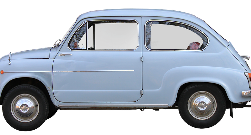 La Fiat 600, l'auto del boom