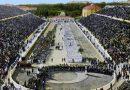 I primi giochi olimpici dell'era moderna Si tennero ad Atene dal 6 al 15 aprile del 1896