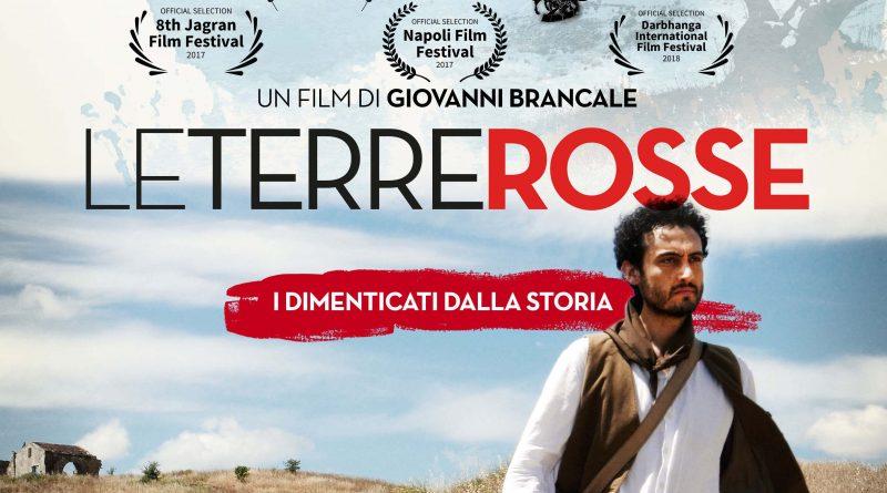 Cinema. Le Terre Rosse di Giovanni Brancale.