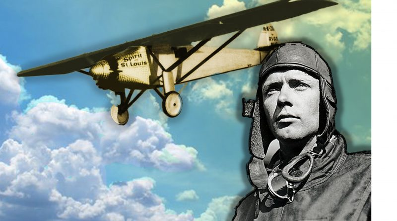 Charles Lindbergh, the boy from the sky