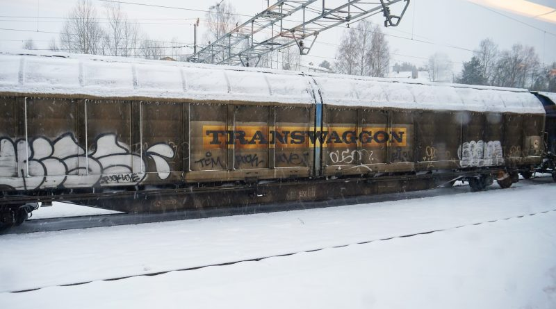 In treno da Oslo a Bergen