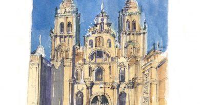 Appunti di un pellegrino in marcia per Santiago