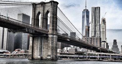 Il 24 maggio del 1883 fu inaugurato il ponte di Brooklyn