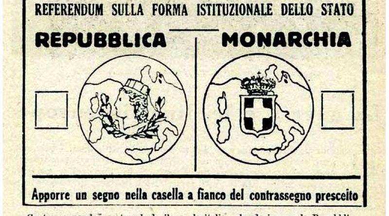 Monarchy versus Republic