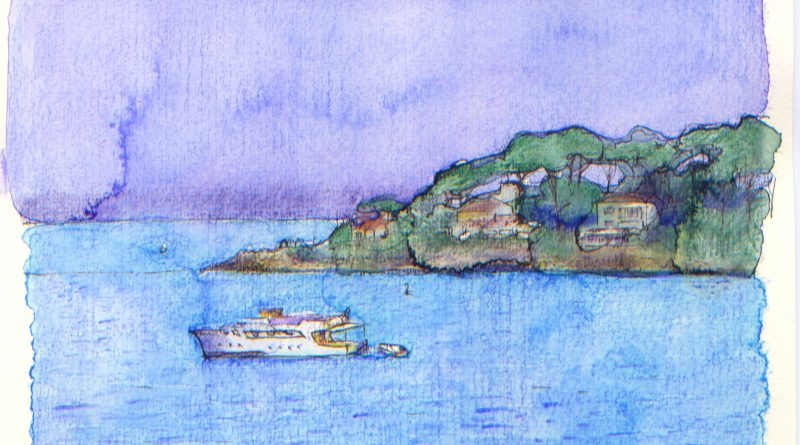 Landscapes, art and history on the French Riviera
