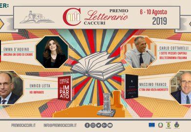 I quattro finalisti del Premio letterario Caccuri