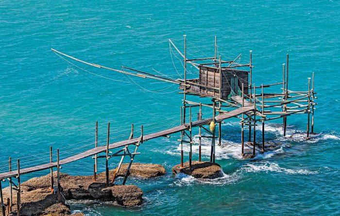 The Trabocchi coast