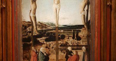 Antonello da Messina. La Crocifissione di Sibiu