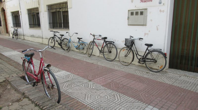 Madrid-Granada in bici
