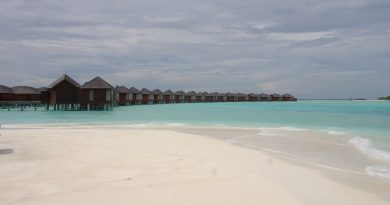 MALDIVE: WELCOME TO PARADISE!